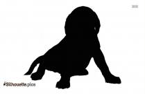 Ainu Dog Breeds Background Image Silhouette