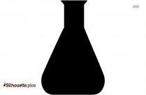 Chemistry Ideogram Silhouette