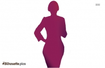 Lady Gaga Silhouette Picture