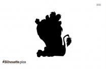 Max Goof Silhouette Clipart, Image