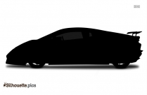 Bmw M4 Silhouette Illustration