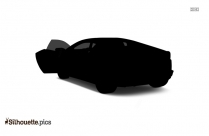Audi A7 Silhouette Background