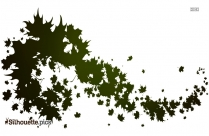 Funny Witch Clipart Silhouette