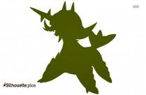 Legendary Pokemon Silhouette Picture