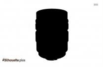 Lenses Silhouette Vector