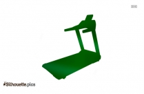 Life Fitness Rowing Machine Silhouette Drawing