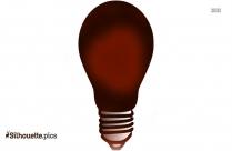 Light Clipart    Lightbulb Silhouette
