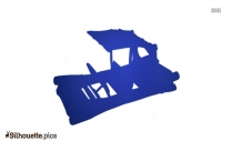 Tractor Silhouette Vector Free Download