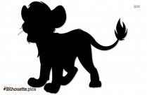 Jaguar Animal Silhouette