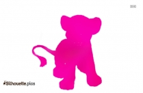 Lion King 2 Clipart Silhouette