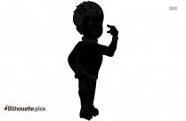Pinocchio Boy Silhouette Art