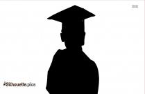 Little Boy Graduation Outfit Silhouette