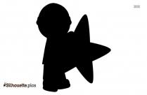 Vampire Boy Silhouette Picture