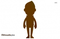 Boy Child Silhouette Clip Art