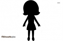Tweety Bird Classic Cartoon Silhouette