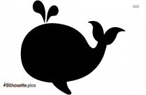 Whale Clip Art Silhouette