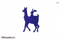 Wild Boar Symbol Silhouette