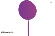 Lollipop Candy Clip Art Silhouette