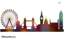 London Vector Silhouette