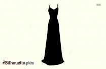 Long Dress Silhouette