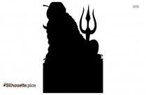 Jesus Christ Logo Silhouette For Download