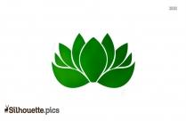 Lotus Flower Lotus Silhouette