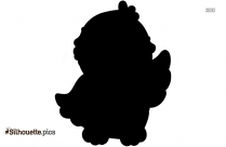 Lovely Pirates Clipart Silhouette
