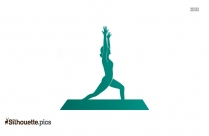 Camel Pose Silhouette Vector And Graphics