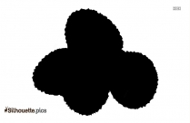 Lychee PNG Silhouette