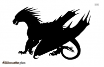Lynx Wings Of Fire Dragons Silhouette
