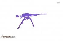 Light Machine Gun S4 Silhouette
