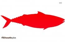 Porpoise Fish Silhouette Picture