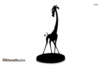 Madagascar Giraffe Silhouette Clip Art