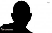 Mahatma Gandhi Silhouette