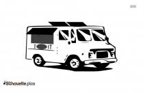 SUV Car Silhouette Drawing