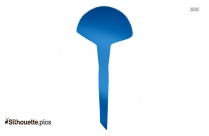 Brush Logo Silhouette For Download