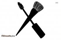 Makeup Kit Mascara Silhouette