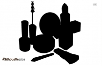 Makeup Kit Silhouette Png