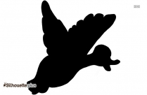 Seagull Outline Silhouette Vector And Graphics