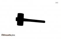 Mallet Vector Clipart