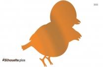 Mama Bird Clip Art Silhouette