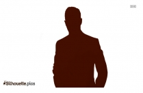 Man In Suit Silhouette