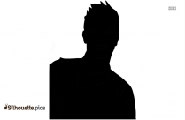 Man Silhouette Background