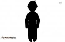 Cartoon Profile Icon Silhouette Picture