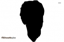 Man With Mustache And Goatee Clip Art Silhouette