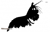 Shrimp Silhouette Vector And Graphics