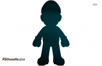 Mario Fantendo Silhouette
