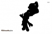 Mario Characters Drawings Logo Silhouette For Download