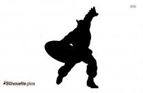 Marvel Avengers Silhouette Clipart