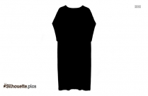 Medieval Short Tunic Silhouette